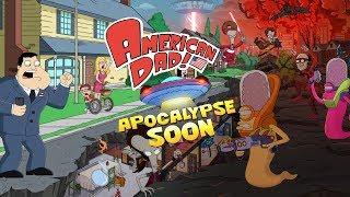 أبي الأمريكية! نهاية العالم قريبا (دائرة الرقابة الداخلية الروبوت APK) - لعب دور اللعب