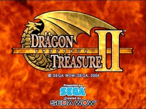 Dragon Treasure II (NAOMI) Demul WIP
