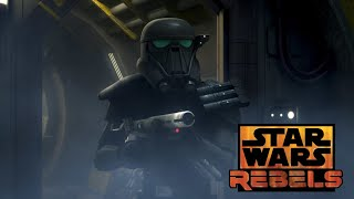 SW Rebels Death Troopers Scenes