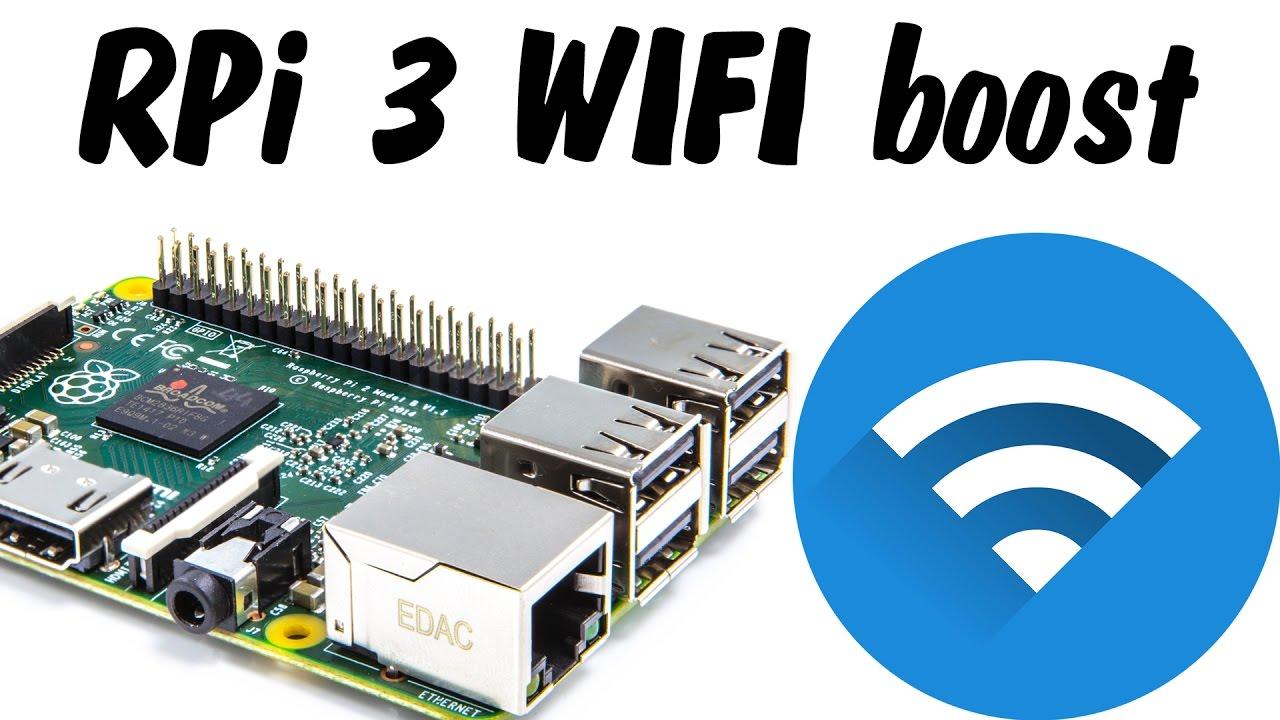How to use raspberry pi 3 wifi