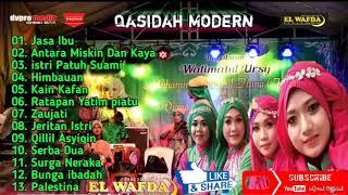 EL WAFDA Qasidah Modern || Jasa Ibu || Edisi Jum'at - 06-11-20 - Enak Di dengar -