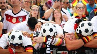 Провал Германии Настоящий футбол 28 06 18