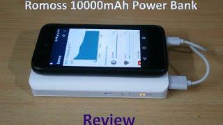 Best 10000mAh Power Bank Romoss Solo 5 Review