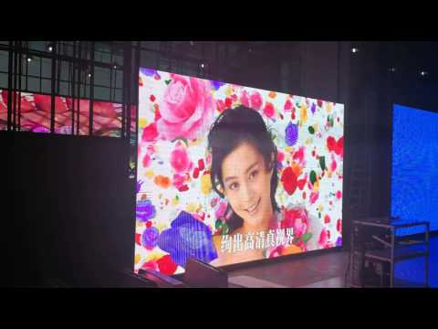 10 mm outdoor led video display