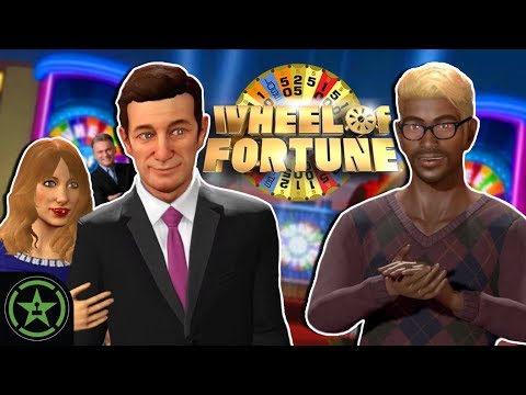 Let's Play - New Wheel of Fortune - Where's Pat?! (Part 1)