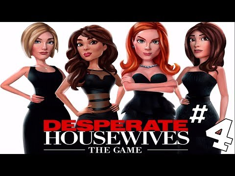 Desperate Housewives App Game - HOT NEIGHBOR #4