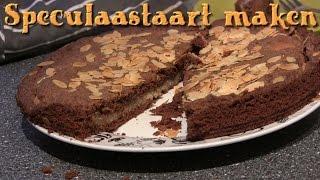 Vlog 123 - Koet Kitchen: Verrukkelijke Speculaastaart maken!
