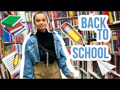 Back to school 2019 || Мои покупки к школе