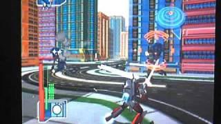 Robotech battlecry: end level 1 start level 2