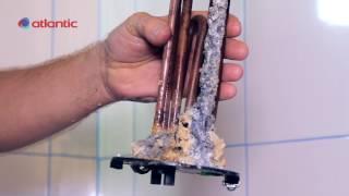 видео водонагреватели комбинированные Atlantic