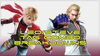 Tag Combo Breakdowns: Leo/Steve [TTT2]