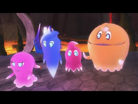 Pac-Man And The Ghostly Adventures All Episodes Full Game Walkthrough