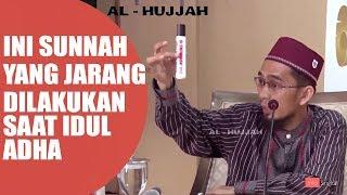 Download Video Sunnah ini jarang dilakukan saat idul adha | Ustad Adi hidayat,lc,ma MP3 3GP MP4