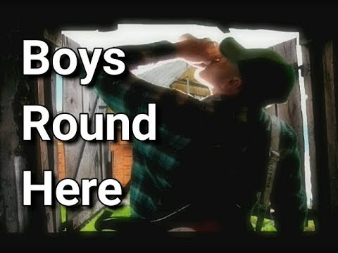 Blake Shelton - Boys Round Here (Metal cover by Bryan and Ethan Smith)
