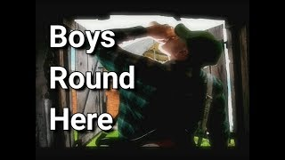 Blake Shelton - Boys Round Here (Metal cover by Bryan and Ethan Smith) mp3