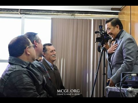 Ang Dating Daan Debate 2018 Video Cameras