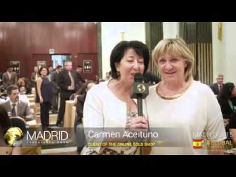 Global InterGold Madrid   Gold business event in Spain!