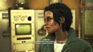 Fallout 4 Automatron - Restoring Order: Take Control of Facility & Isabel Cruz Gives Mechanist Suit