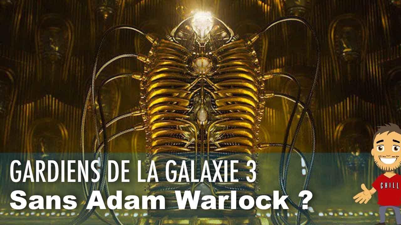 adam warlock supprim des gardiens de la galaxie vol 3 youtube. Black Bedroom Furniture Sets. Home Design Ideas