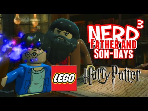 Nerd³s Father and Son-Days - Lego Harry Potter: Years 1--4