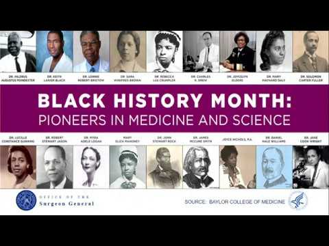 2020 HHS African American History Month Observance | February 28, 2020