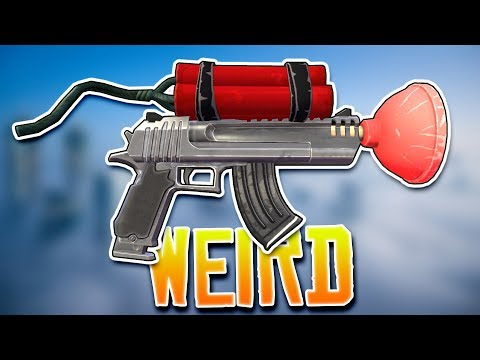 FORTNITE WEAPON MIXER UPDATE