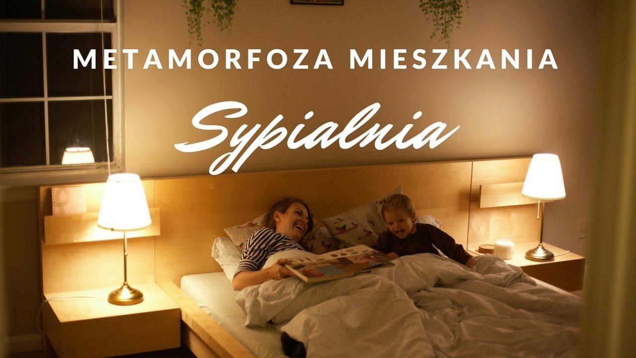 Metamorfoza Mieszkania Sypialnia Diy