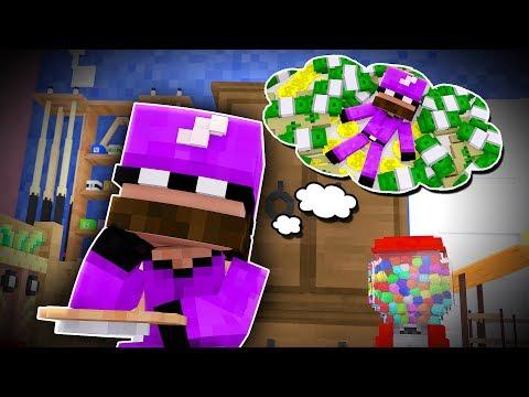 Minecraft Daycare - UNICORN MANS WISH !? (Minecraft Roleplay)