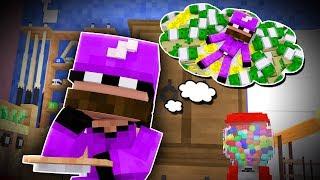 Minecraft Daycare - UNICORN MAN'S WISH !? (Minecraft Roleplay)