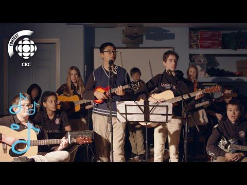 """If I Had a Million Dollars"" - Lakeshore School #CBCMusicClass"