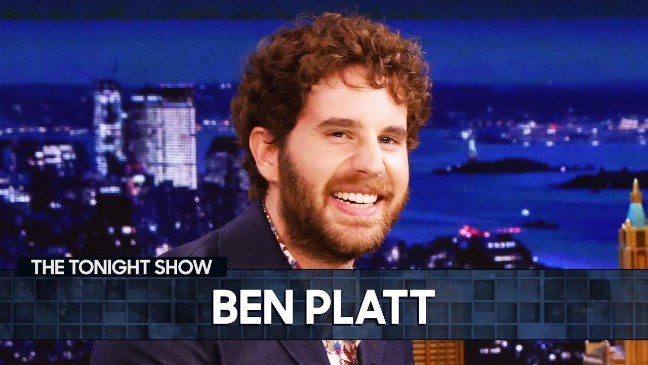 Download Ben Platt and Beanie Feldstein Went to Prom Together   The Tonight Show