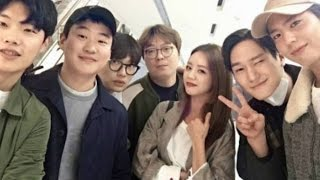 Cast And Staff Of Reply 1988 Get Together After A Long Time