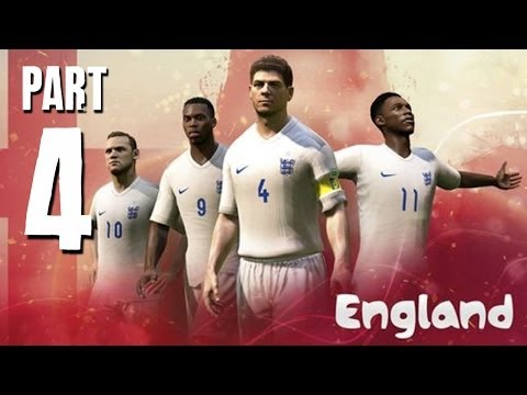 2014 FIFA World Cup Walkthrough Part 4 - QUARTER FINALS