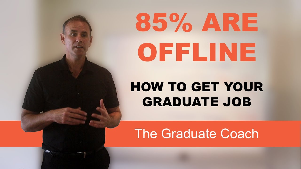 graduate coach episode 1 the hidden job market graduate coach episode 1 the hidden job market