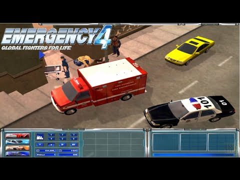 Emergency 4 / 911: First Responders - Los Angeles mod #8