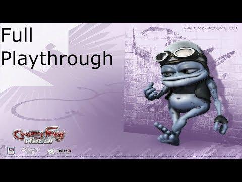 Crazy Frog Racer Full Playthrough