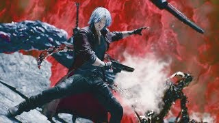 DEVIL MAY CRY 5 New Dante Gameplay Trailer - Tokyo Game Show 2018