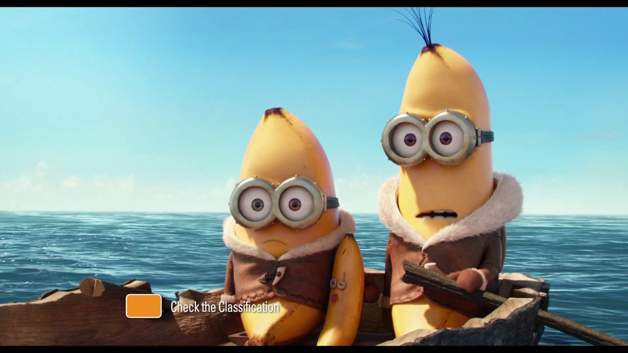 Minions (2015) Global Trailer 3 (Universal Pictures) HD