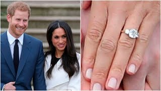 Meghan Markle: First details of engagement ring and a look at her background