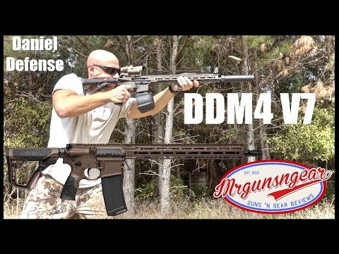 Daniel Defense DDM4 V7 AR-15 Review: Top Tier Fighting Rifle?