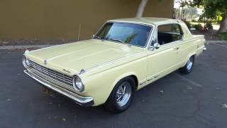 1965 Dodge Dart GT Charger edition