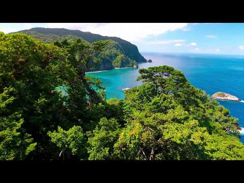 Cocos Island 2016 Aerials Best of Drone