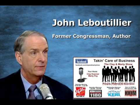 Interview with John LeBoutillier, Former Congressman, Regarding POW's Left Behind - Segment 2