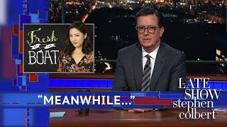 Meanwhile... Congratulations, Constance Wu!
