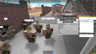 Roblox Exploiting Army Group