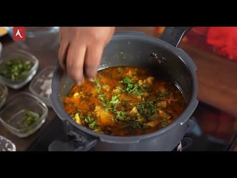Tuticorin Parotta Salna Recipe   Parotta Gravy   Annapoorna Masalas & Spices