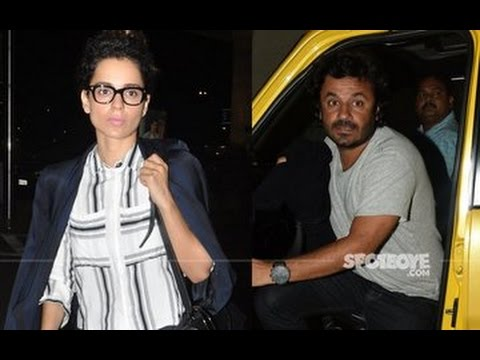 Kangana Ranaut Reacts to Sexual Harassment Allegations Against Vikas Bahl | SpotboyE