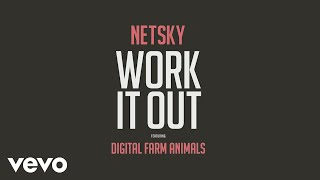 Netsky - Work It Out (Audio) ft. Digital Farm Animals