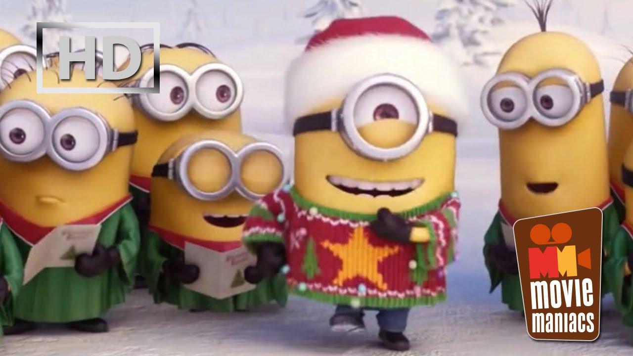 minions bilder weihnachten