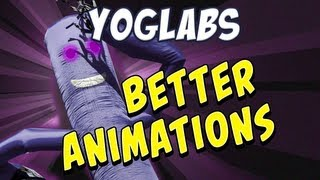 Minecraft Mods - Better Animations - YogLabs